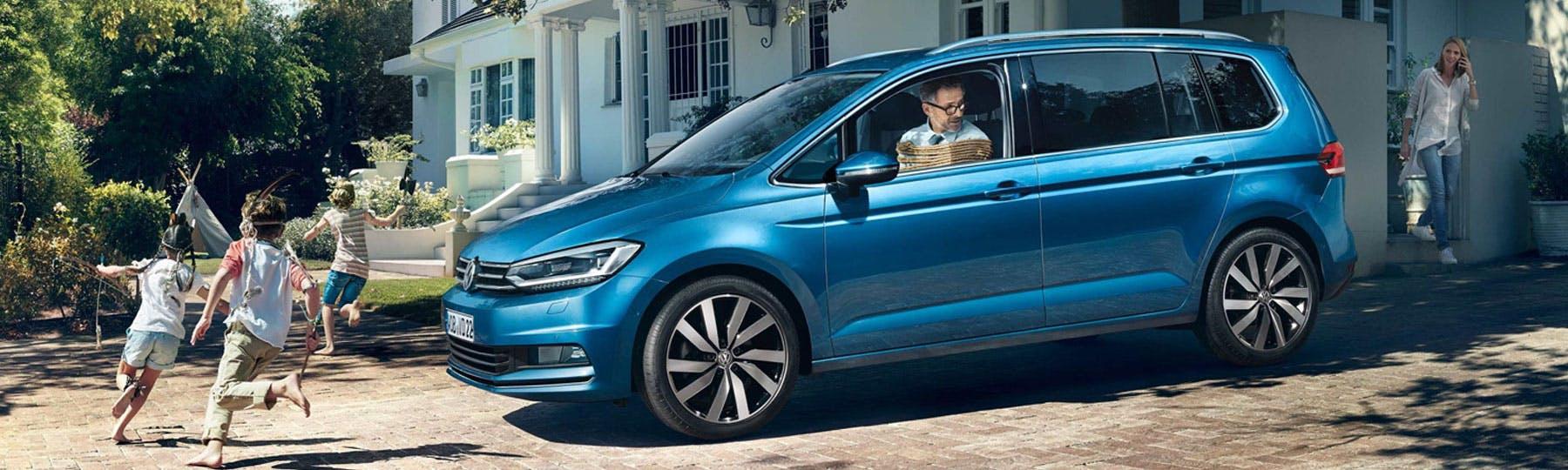 Volkswagen Touran Motability