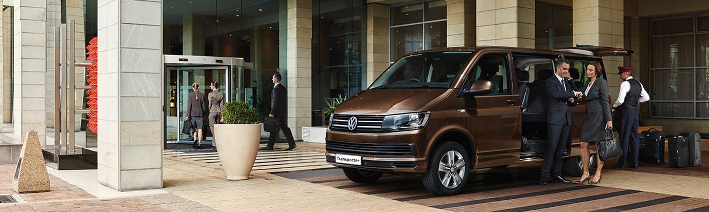 Volkswagen Transporter Shuttle Motability