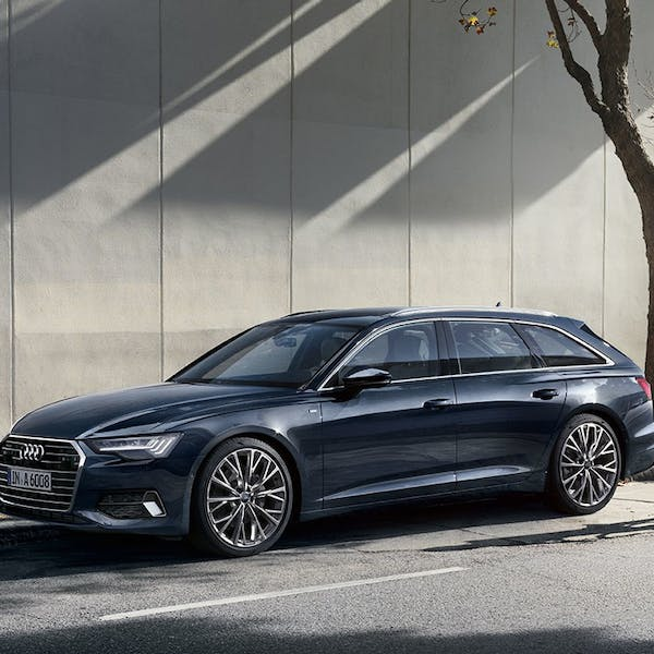 New Audi A6 Avant For Sale