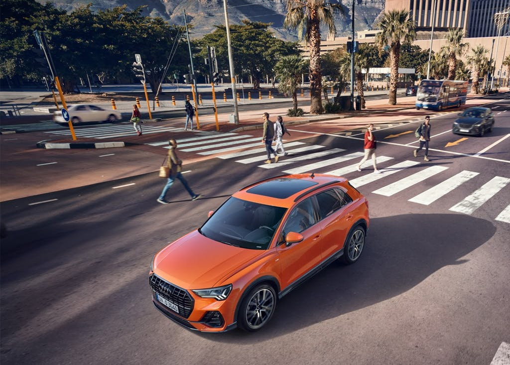 The New Audi Q3 for Sale | Group 1 Audi