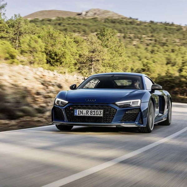 New Audi R8 V10 Coupé For Sale