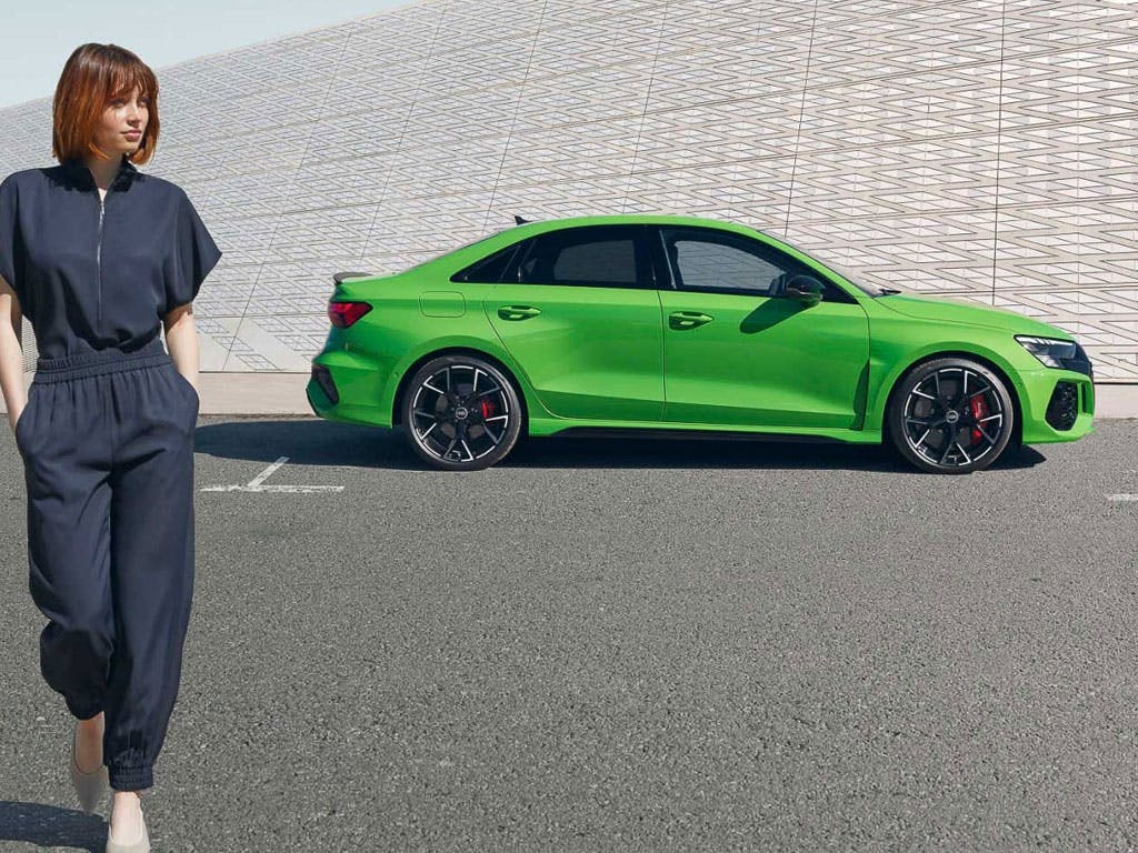 New Audi RS 3 Saloon for Sale | Group 1 Audi