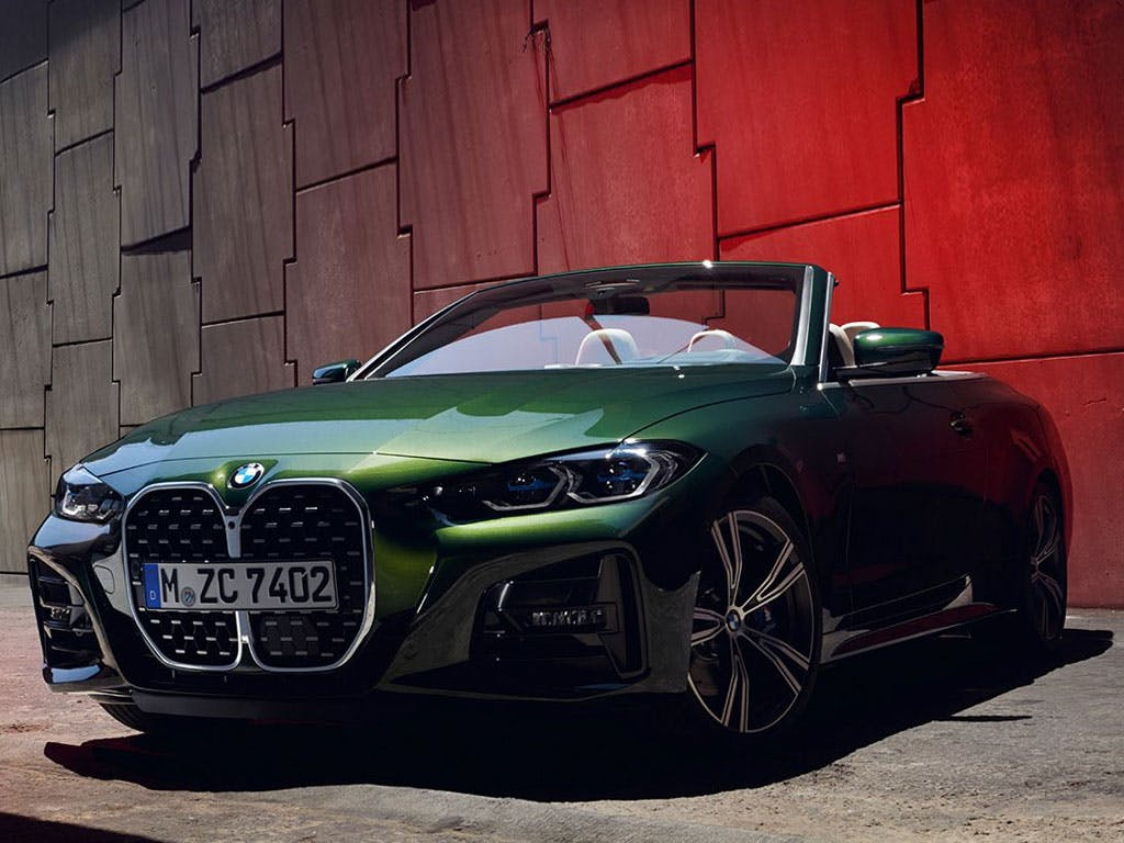 New Bmw 4 Series Convertible For Sale Barons Amp Chandlers Bmw