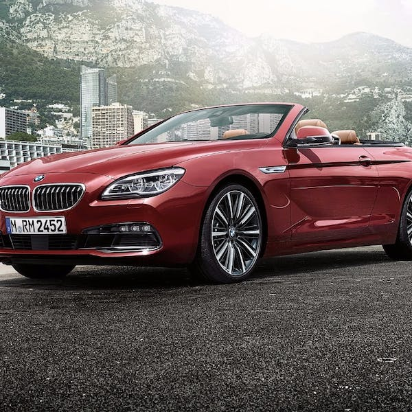 New BMW 6 Series Convertible For Sale