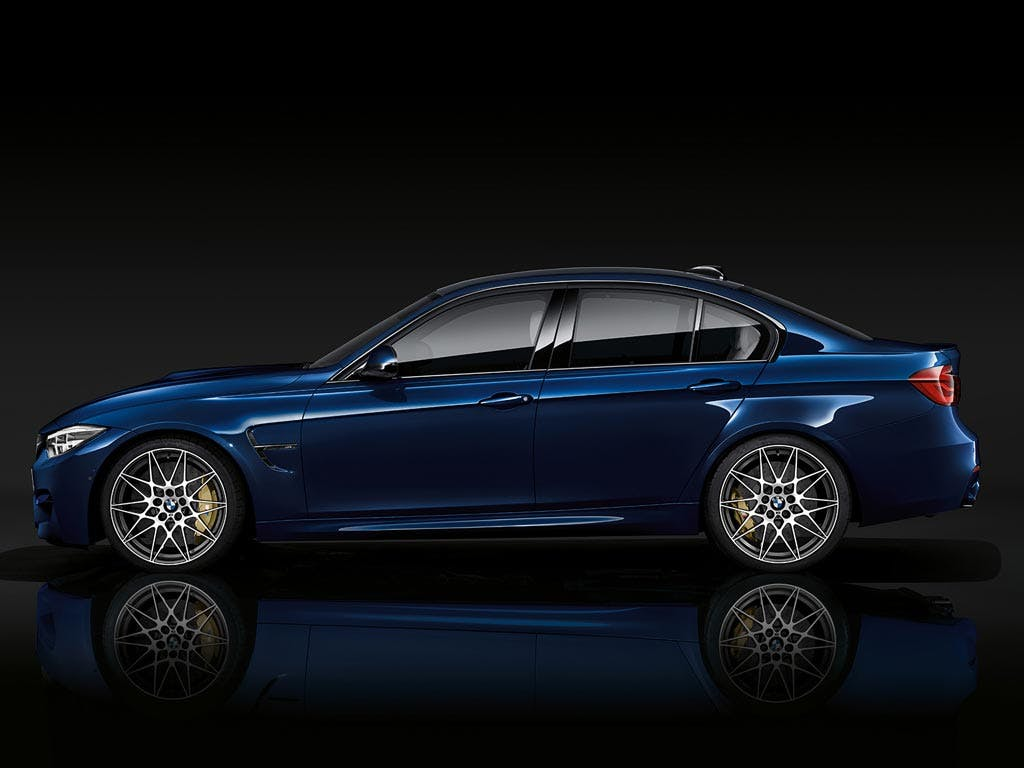 New Bmw M3 Saloon For Sale Barons Amp Chandlers Bmw