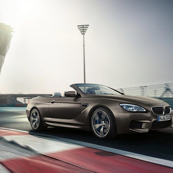 New BMW M6 Convertible For Sale