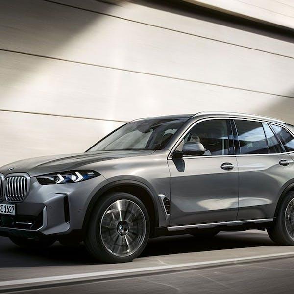 Barons & Chandlers BMW