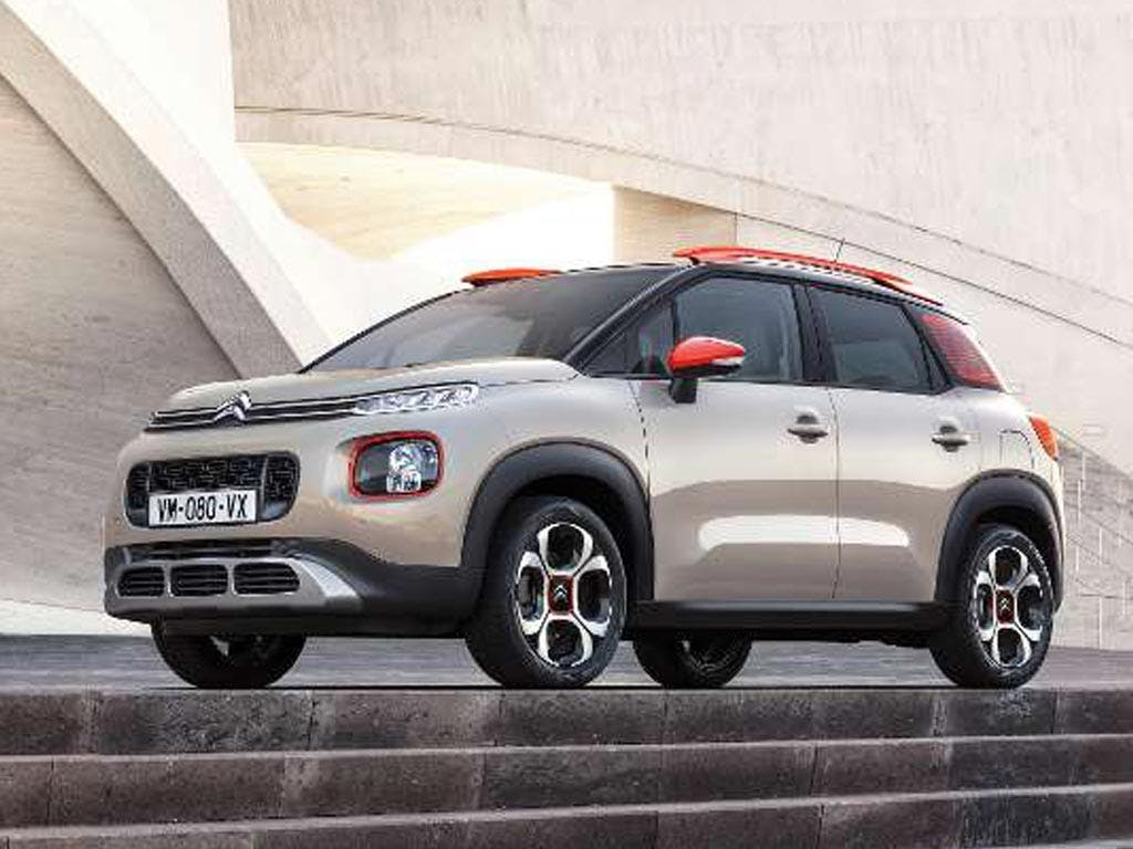 new citroen c3 aircross suv pentagon citroen. Black Bedroom Furniture Sets. Home Design Ideas