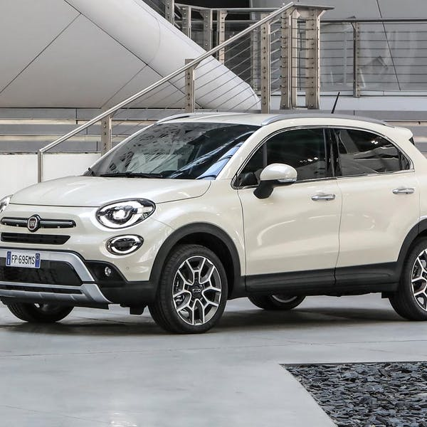 New 500X Cross Look