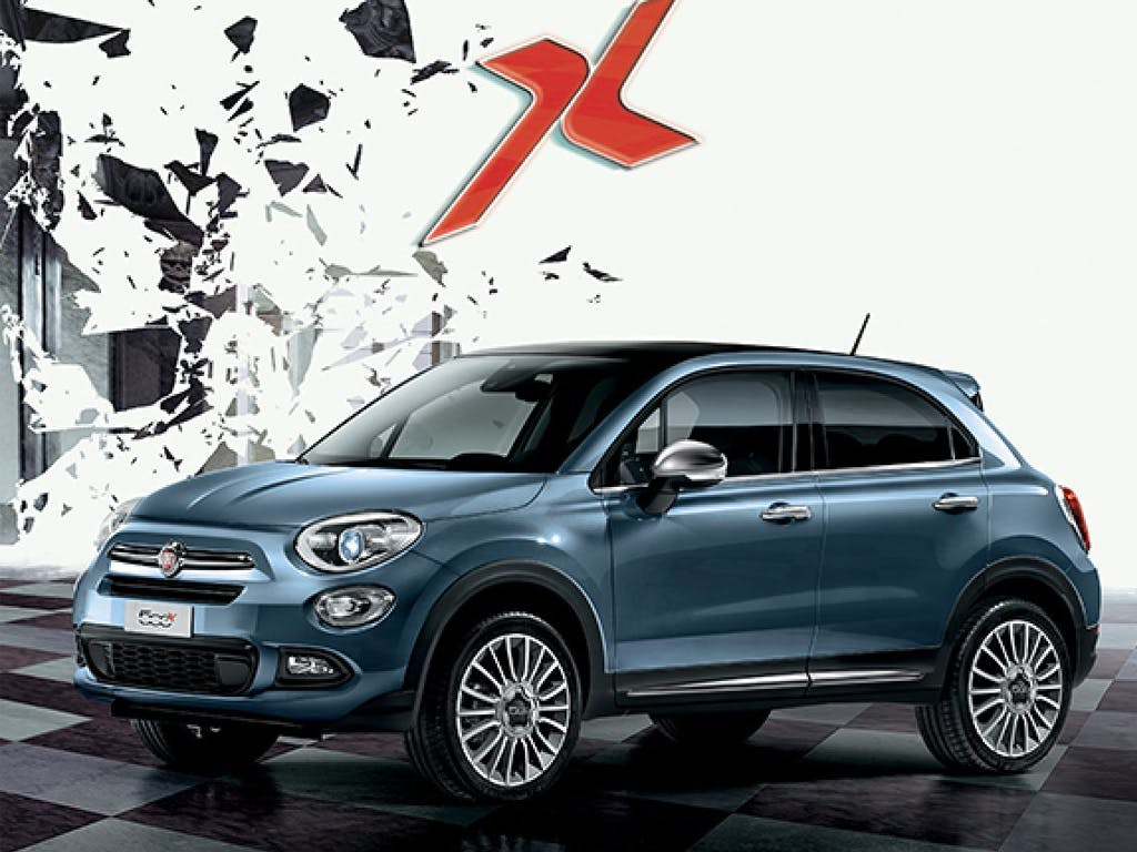 new fiat 500x urban look cars for sale new fiat 500x city. Black Bedroom Furniture Sets. Home Design Ideas