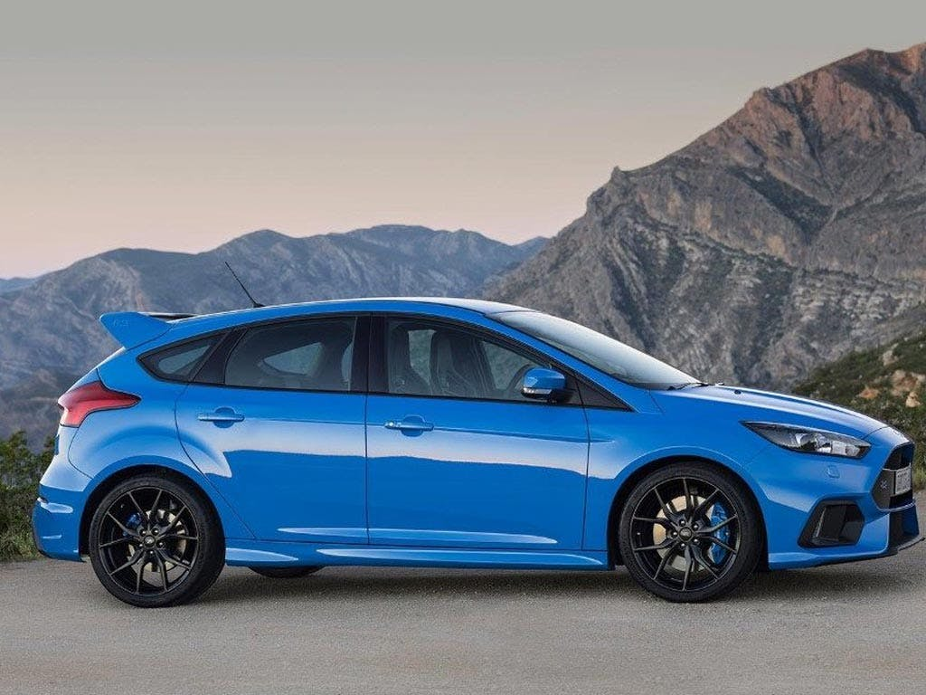 Download the latest Focus RS brochure