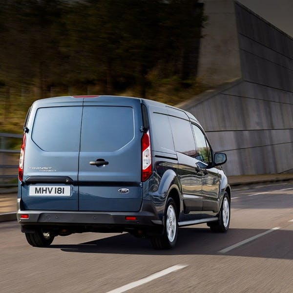 New Ford Transit Connect Vans For Sale: Think Ford Transit Centre