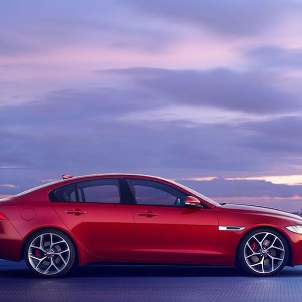 The New Jaguar: New Jaguar XE For Sale