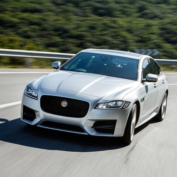 Jaguar Xf Sportbrake: New Jaguar XF Saloon For Sale