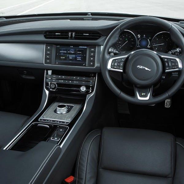 Xf Jaguar For Sale Used: New Jaguar XF Saloon For Sale