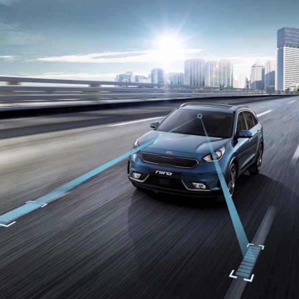 New Niro Self-Charging Hybrid