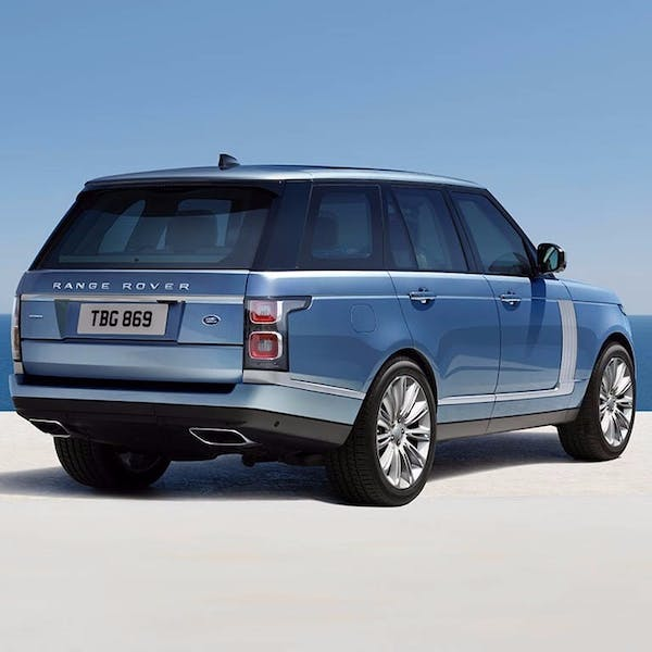 New Range Rover For Sale