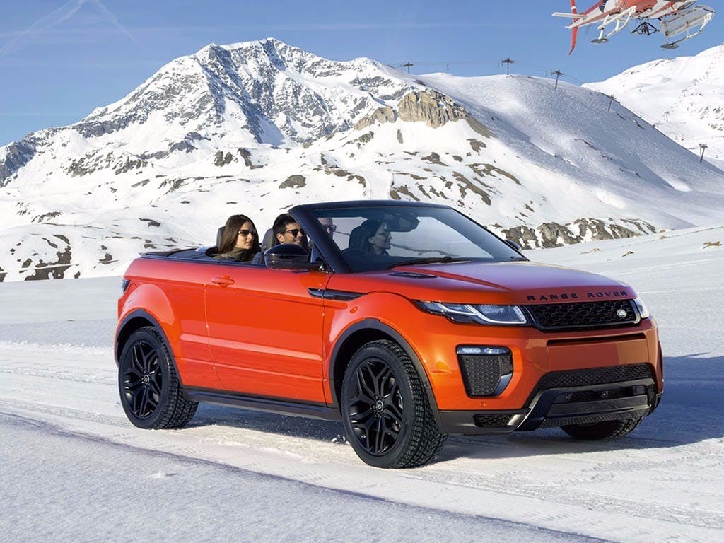 new range rover evoque convertible finance available. Black Bedroom Furniture Sets. Home Design Ideas