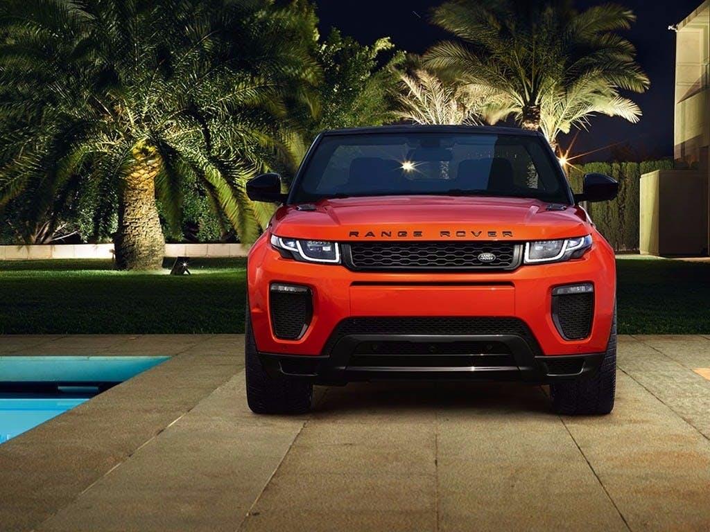 New Range Rover Evoque Convertible Finance Available Beadles