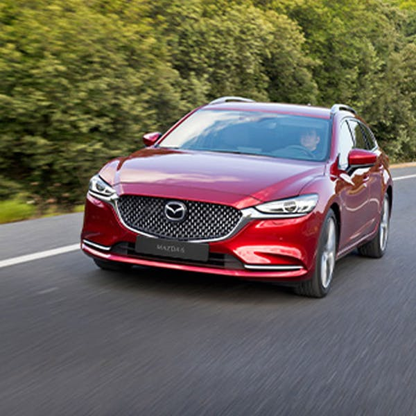 New Mazda 6 Tourer Motability Car, 6 Tourer Mobility Cars