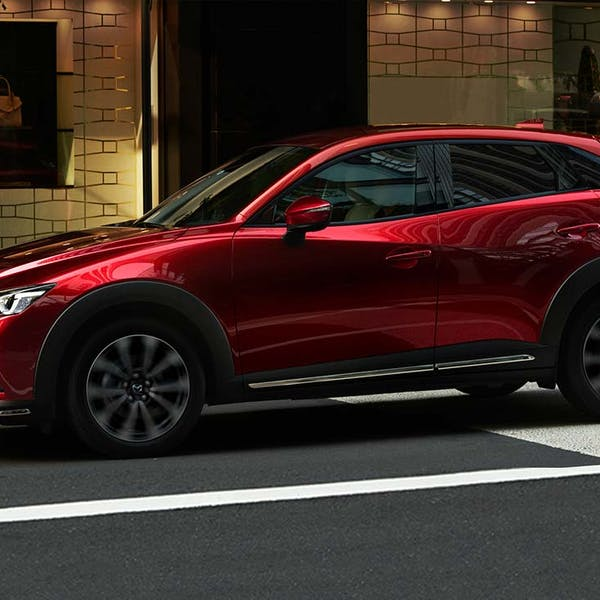 New Mazda CX-3 Motability Car, CX-3 Mobility Cars Offers