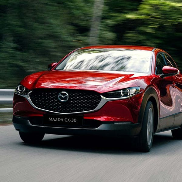 All-New CX-30