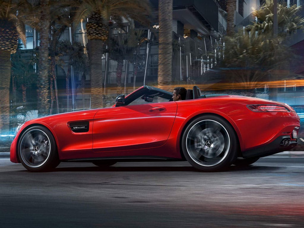 New Mercedes Benz Amg Gt Roadster For Sale Group1 Mercedes Benz