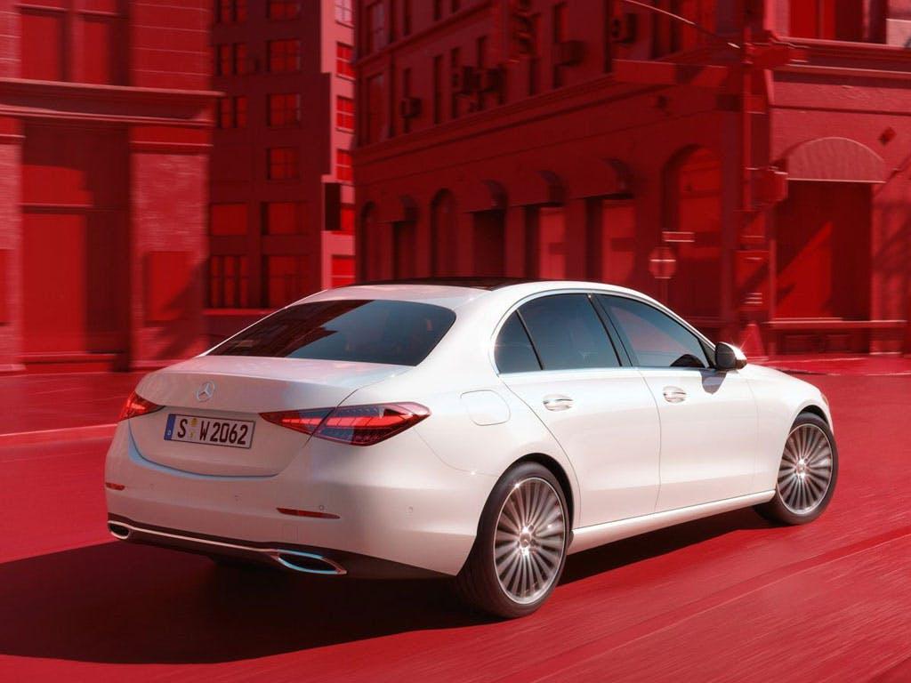 Mercedes-Benz C-Class Saloon C180 SE 4dr Lease | Group 1 ...
