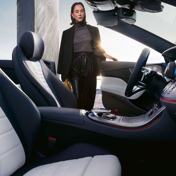 E-Class Cabriolet New