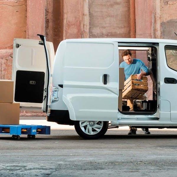 E-NV200 Van