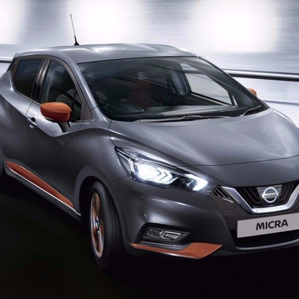 All-new Micra