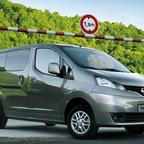 NV200 Van Combi