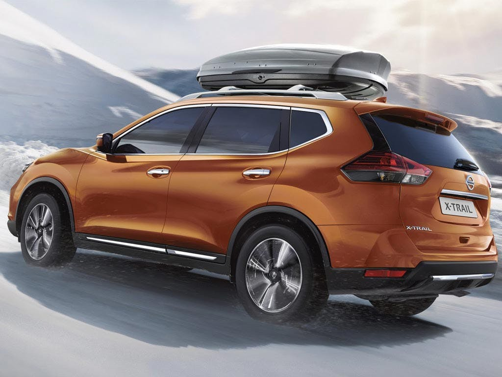 New Nissan X Trail Cars New Nissan X Trail Offers And Deals