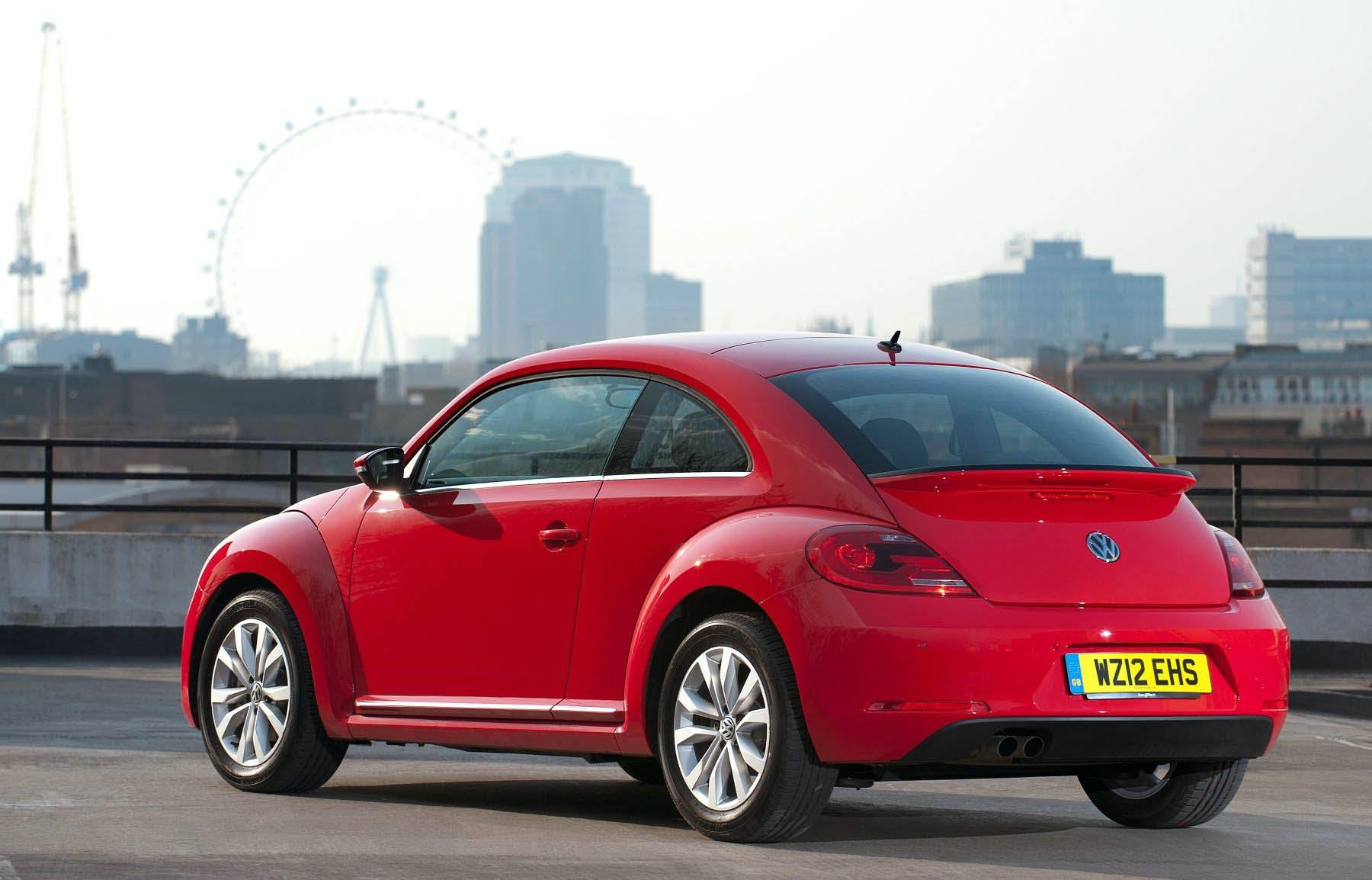 New Volkswagen Beetle For Sale Beadles Volkswagen