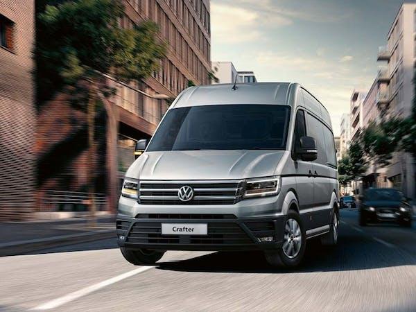 New VW Crafter Panel Van for Sale in Kent, Hertfordshire | Beadles VW Vans