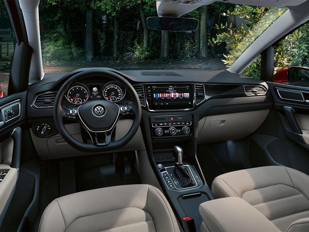 New Volkswagen Golf Sv For Sale Beadles Volkswagen