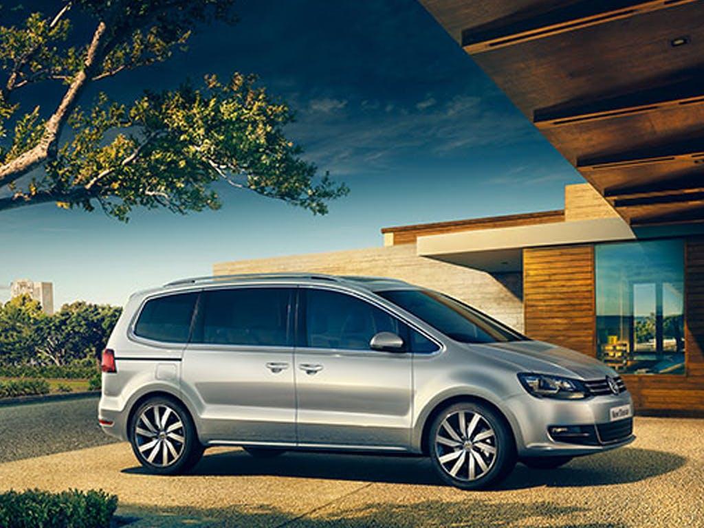 New Volkswagen Sharan For Sale Beadles Volkswagen