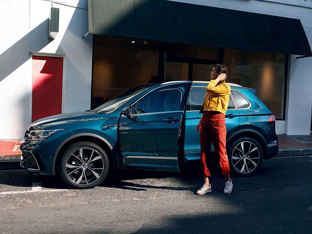 New Volkswagen Tiguan For Sale Beadles Volkswagen