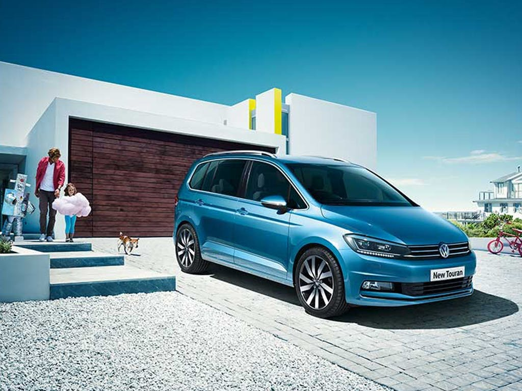 New Volkswagen Touran Finance Options Beadles