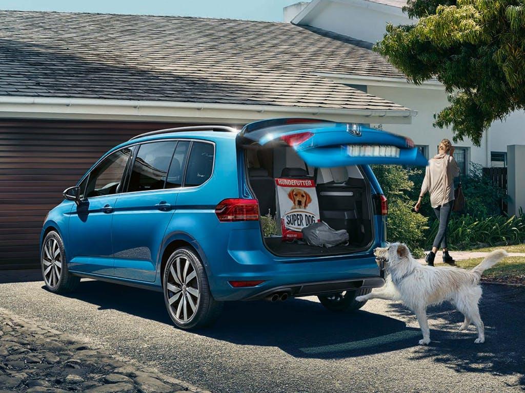 New Volkswagen Touran Finance Options Beadles