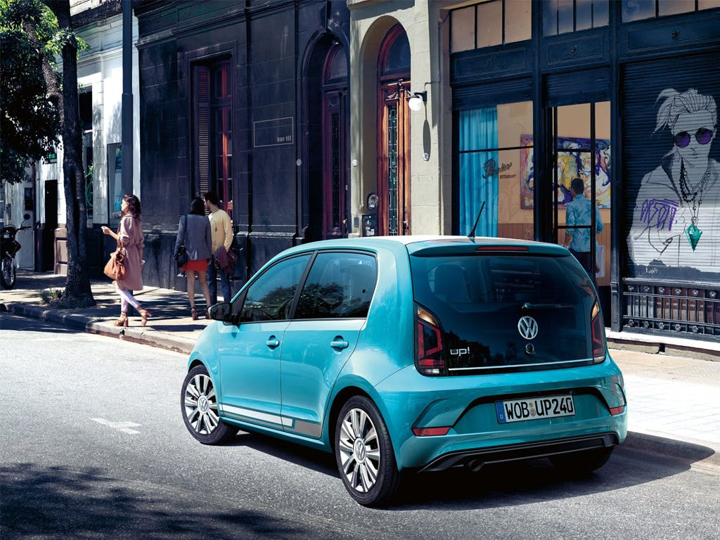 New Volkswagen Up Finance Options Beadles