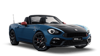 Abarth 124 Spider Heritage Look