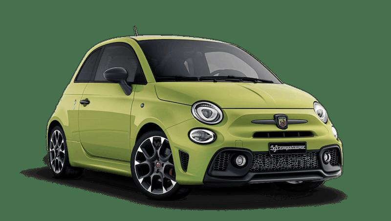 Adrenaline Green (Pastel) Abarth 595 Competizione