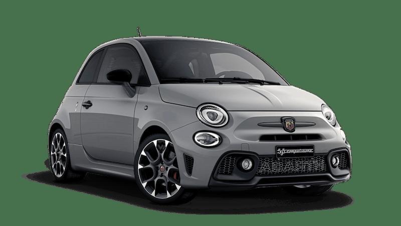 Campovolo Grey with Black Roof (Bi-Colour) Abarth 595 Competizione
