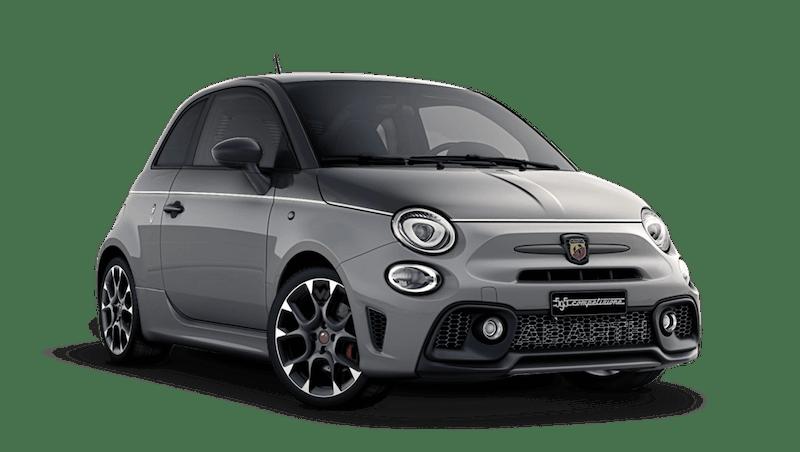 Circuit Grey / Campovolo Grey (Bi-Colour) Abarth 595 Competizione