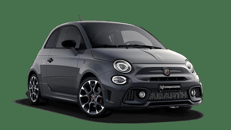 Circuit Grey with Black Roof (Bi-Colour) Abarth 595 Competizione
