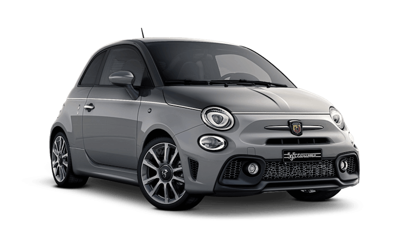 Circuit Grey / Campovolo Grey (Bi-Colour) Abarth 595 Turismo