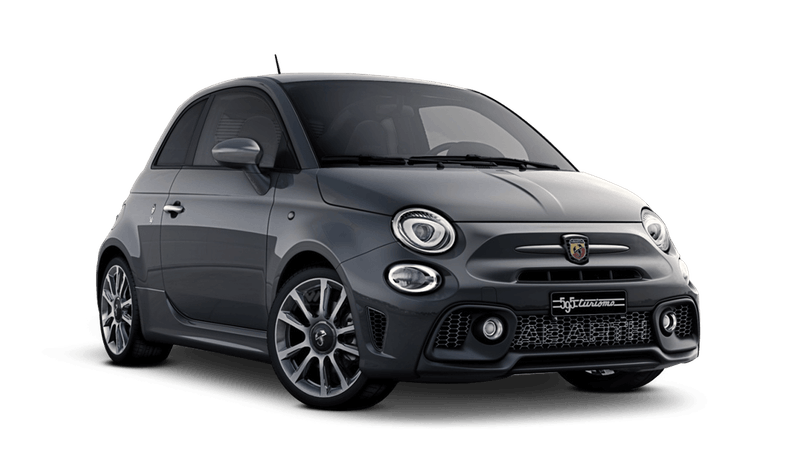 Circuit Grey (Pastel) Abarth 595 Turismo