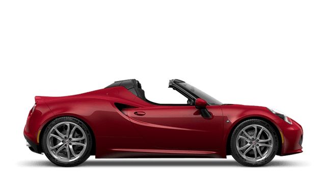 New Alfa 4C 1.7 TB Spider Offer