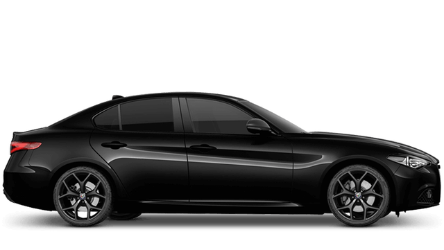 New Alfa Giulia Nero Edizione Offer
